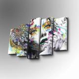 Cumpara ieftin Tablou decorativ Art Five, 747AFV1362, Multicolor