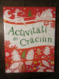 Activități de Crăciun