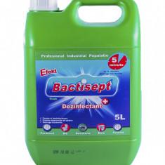 Dezinfectant bactisept Efekt, fresh, 5L