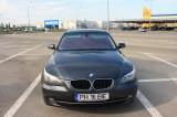 Autoturism BMW E60 520d 2008 proprietar RO, Seria 5, 520, Motorina/Diesel