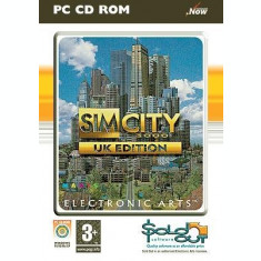 Sim City 3000 UK Edition