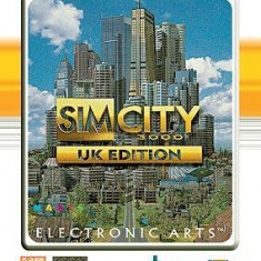 Sim City 3000 UK Edition