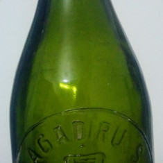 Sticla veche Bragadiru 650 ml, 1943