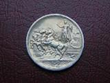 Moneda argint 2 Lire 1916