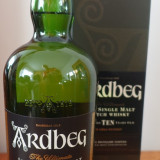 Whisky Ardbeg Ten 1 Litru 46 %