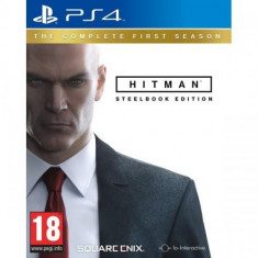 Hitman: The Complete First Season - Steelbook Edition PS4