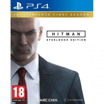 Hitman: The Complete First Season - Steelbook Edition PS4 foto