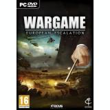 Wargame European Escalation PC CD Key