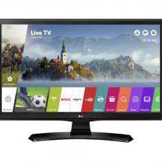 Monitor TV LG 24MT49S-P 60cm LED HD Ready 14ms Black