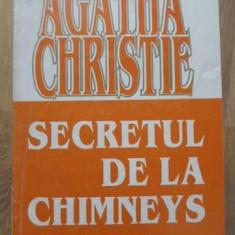 SECRETUL DE LA CHIMNEYS - AGATHA CHRISTIE