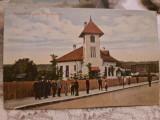 Salutari din Pucioasa - Primăria., Circulata, Fotografie