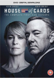 Film Serial House Of Cards / Culisele Puterii DVD BoxSet Seasons 1-5, Drama, Engleza, columbia pictures