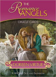 RARE!-Romance Angels-INGERII ROMANTICI/IUBIRII-CARTI ORACOL ed lim-OUT OF PRINT, Alta editura, 2012, Doreen Virtue