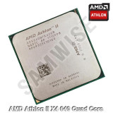 AMD Athlon II X4 640 3GHz, Quad Core, Socket AM3, 2MB Cache