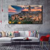 Cumpara ieftin Tablou canvas pe panza city 10 - KM-CM1-CTY10