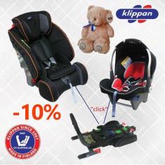 Pachet Klippan Comfort Isofix Discount