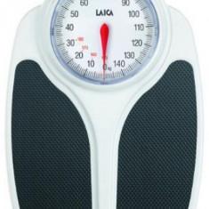 Cantar mecanic de persoane Laica PS2014, 180kg (Alb/Negru)