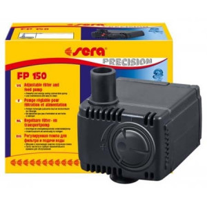 Sera Filter and Feed FP150 30599, Pompa recirculare