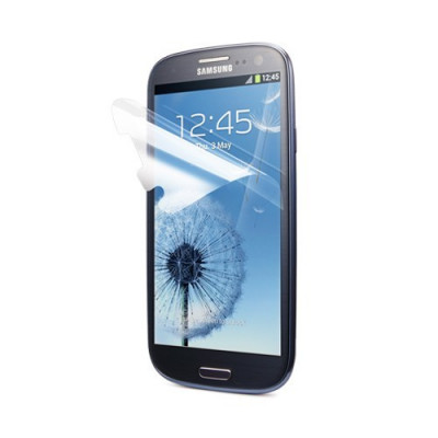 Folie Ecran Samsung I9300 Galaxy S3 Protectie Display foto