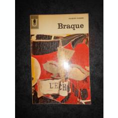 JACQUES DAMASE - GEORGES BRAQUE