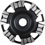 Disc oala diamantat premium MASTER Samedia cu dim. de 125 x 22. 23 mm
