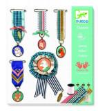 Atelier de confectionat medalii - Set creativitate si indemanare