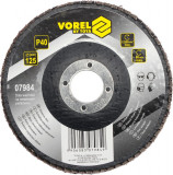 Disc abraziv P 40 125 mm VOREL