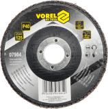 Disc abraziv P 40 125 mm VOREL
