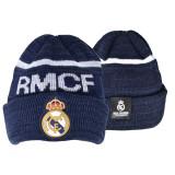 Cumpara ieftin Caciula Real Madrid, gri-albastru, copii, replica