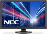 Monitor TN LED NEC AccuSync 24inch AS242W, Full HD (1920 x 1080), DVI, VGA, 5 ms (Negru)