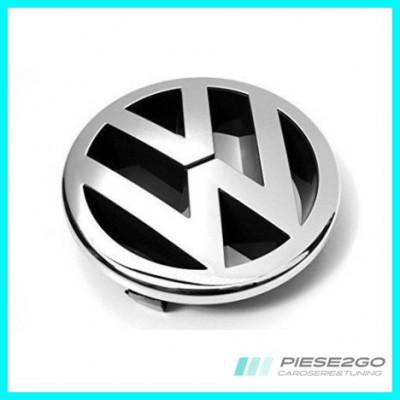 Emblema grila radiator fata VW Golf VI 6 GTI Plus 2008 2009 2010 2011 2012 2013 foto
