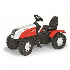 Tractor cu pedale Rolly Toys Steyer CVT
