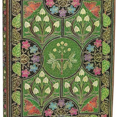 Jurnal Flexis Ultra - Poetry in Bloom | Paperblanks