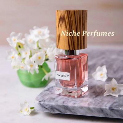 Parfum Original Tester Nasomatto Narcotic V. foto