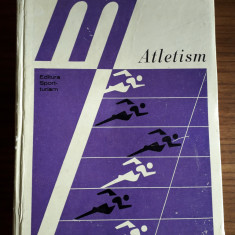 ATLETISM - L.S.HOMENKOV, antrenor emerit, Ed.Sport-Turism, 1977
