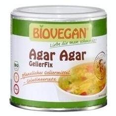 Agar Agar Fara Gluten Biovegan Rapunzel 100gr Cod: 15111r