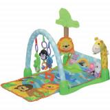 Saltea de Joaca cu Jucarii Muzicale Gym Giraffe