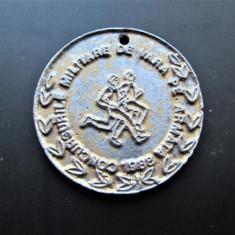 Medalie Sportiva Militara - Daciada 1988: Concursurile Militare de Vara