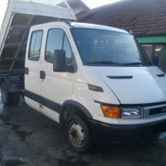 Iveco Daily 35c11 Basculant pe 3 parti, 2.8 TD diesel, an 2001