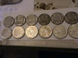 Colectie Monede de argint Franta