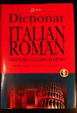 Dictionar italian - roman, coord. Alexandru Balaci, Gramar, 2008, 1220 p., nou