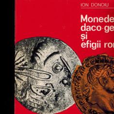 Ion Donoiu - Monede daco-getice si efigii romane