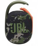 Boxa Portabila JBL Clip 4, Bluetooth 5.1, Waterproof IP67, 5W (Camuflaj)