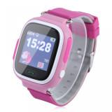 Ceas cu telefon Smartwatch cu GPS pentru copii Wonlex 155 cu functie telefon,...