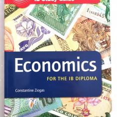 C Ziogas, ECONOMICS FOR THE IB DIPLOMA