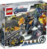 Cumpara ieftin LEGO Super Heroes, Razbunatorii - distrugerea camionului 76143