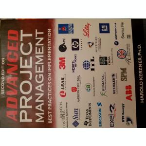 Advanced project management Harold Kerzner - l. engleza ed WILEY 2004