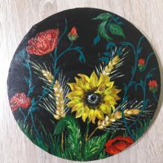 Tablouri superbe pictate in acrilice, pe pânză