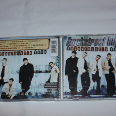 [CDA] Backstreet Boys - Backstreet's Back, CD
