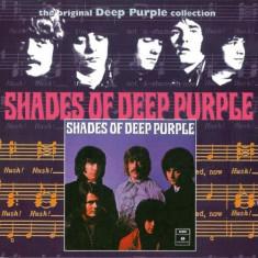 Deep Purple Shades Of Deep Purple remastered (cd)